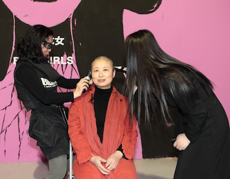 Bald Girls (Performance)