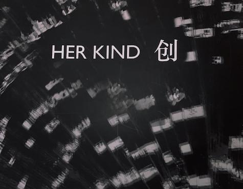 """""""HER KIND: Xiao Lu,Zhao Yinou,Caoyu"""" - Beijing Zhuzhong Art Museum"""