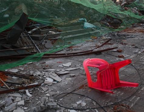 Demolition(Photography)