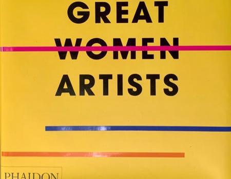 "Phaidon ""GREAT WOMEN ARTISTS"" / In English"